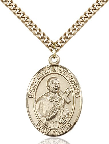 St. Martin De Porres Medal - 82160 Saint Medal