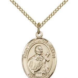 St. Martin De Porres Medal - 83526 Saint Medal