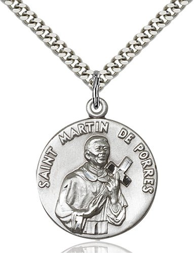 St. Martin De Porres Medal - 81702 Saint Medal