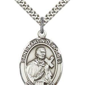 St Martin De Porres Medals