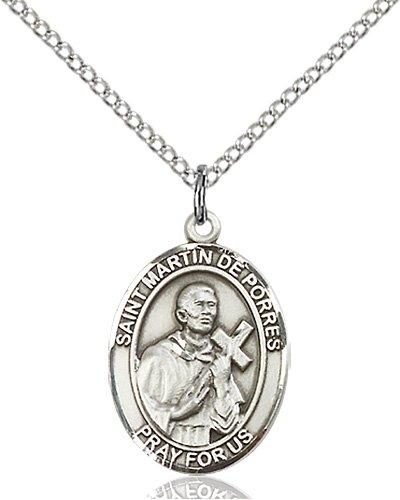 St. Martin De Porres Medal - 83528 Saint Medal