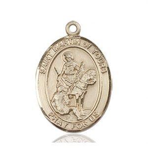 St. Martin of Tours Medal - 82449 Saint Medal
