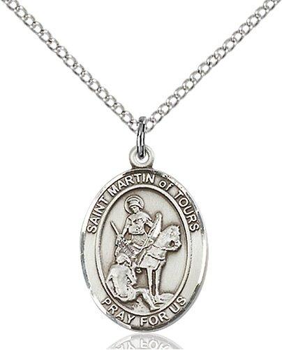 St. Martin of Tours Medal - 83822 Saint Medal