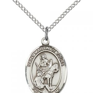 St Martin Of Tours Medal