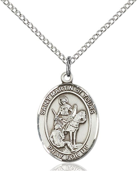 St Martin Of Tours Medal