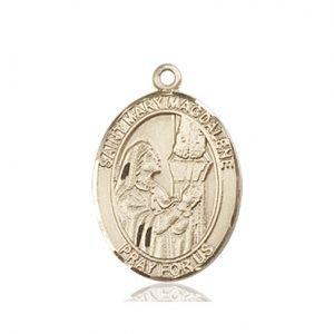 St. Mary Magdalene Medal - 83480 Saint Medal