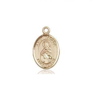 St. Matilda Charm - 85097 Saint Medal