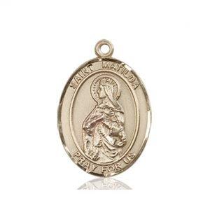 St. Matilda Medal - 83908 Saint Medal