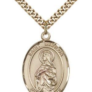 St. Matilda Medal - 82535 Saint Medal