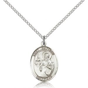 St. Matthew the Apostle Medal - 85632 Saint Medal