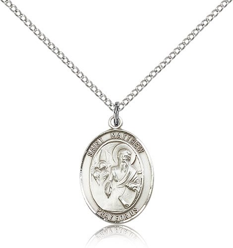 St. Matthew the Apostle Medal - 85632 Saint Medal