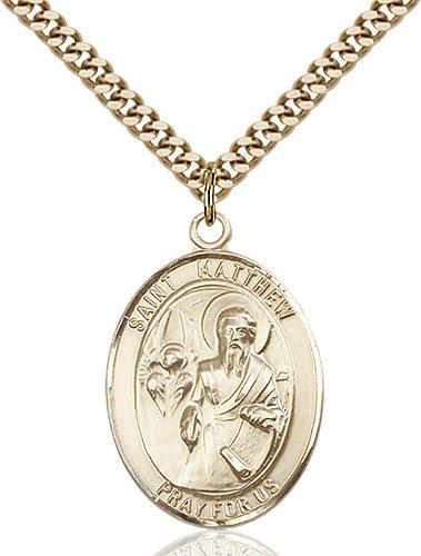 St. Matthew the Apostle Medal - 82122 Saint Medal