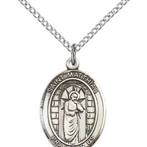 St. Matthias the Apostle Medal - 84137 Saint Medal