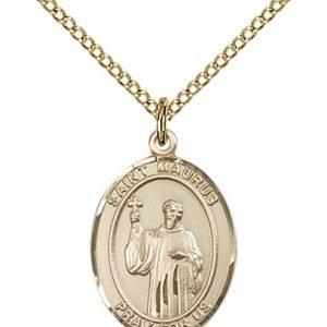 St. Maurus Medal - 83913 Saint Medal