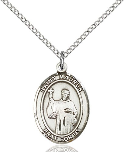 St. Maurus Medal - 83915 Saint Medal