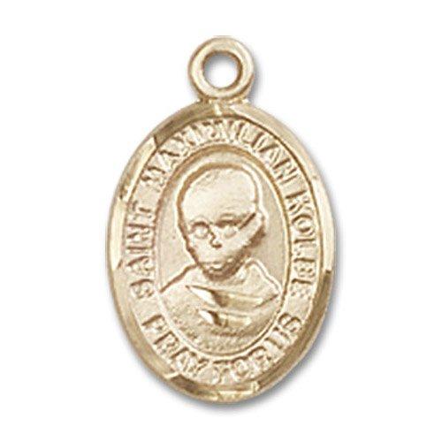 St. Maximilian Kolbe Charm - 84676