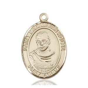 St. Maximilian Kolbe Medal - 82120 Saint Medal
