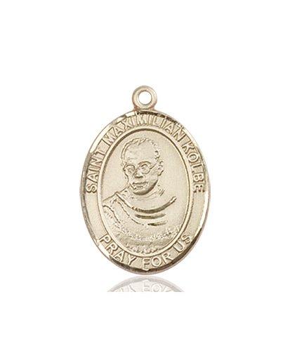 St. Maximilian Kolbe Medal - 83486 Saint Medal