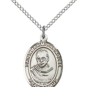 St. Maximilian Kolbe Medal - 83487 Saint Medal