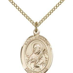 St. Meinrad of Einsideln Medal - 84063 Saint Medal