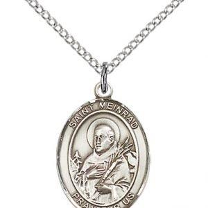 St. Meinrad of Einsideln Medal - 84065 Saint Medal
