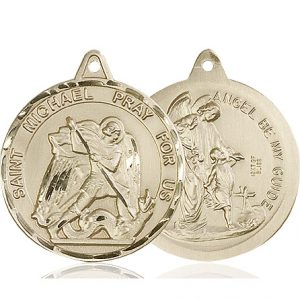 St. Michael the Archangel Medal - 81596 Saint Medal
