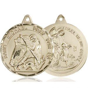 St. Michael the Archangel Medal - 81596 Saint Medal
