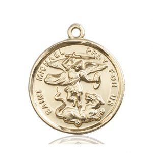 St. Michael the Archangel Medal - 81614 Saint Medal