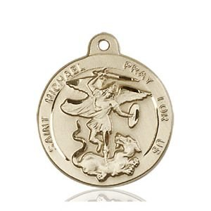 St. Michael the Archangel Medal - 81617 Saint Medal