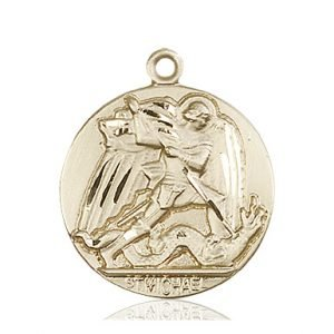 St. Michael the Archangel Medal - 81653 Saint Medal