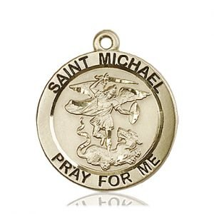 St. Michael the Archangel Medal - 81756 Saint Medal