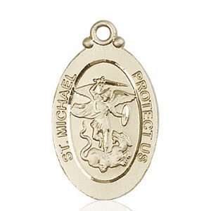 St. Michael the Archangel Medal - 81790 Saint Medal