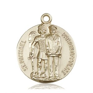 St. Michael the Archangel Medal - 81854 Saint Medal