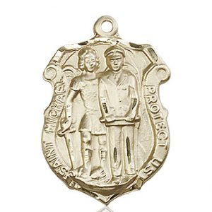 St. Michael the Archangel Medal - 81860 Saint Medal