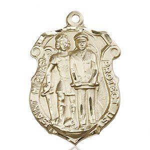 St. Michael the Archangel Medal - 81860 Saint Medal