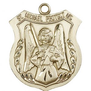 St. Michael the Archangel Medal - 81863 Saint Medal