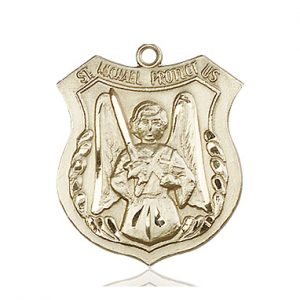 St. Michael the Archangel Medal - 81866 Saint Medal