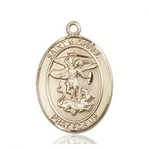 St. Michael the Archangel Medal - 82130 Saint Medal