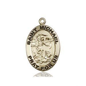 St. Michael the Archangel Medal - 83125 Saint Medal