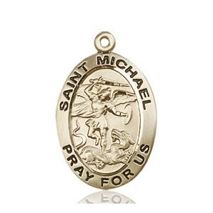 St. Michael the Archangel Medal - 83158 Saint Medal