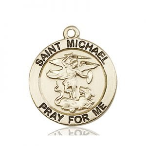 St. Michael the Archangel Medal - 83194 Saint Medal
