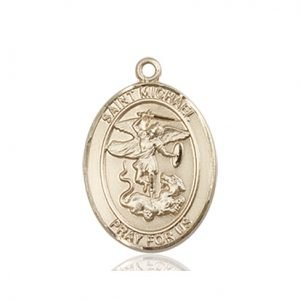 St. Michael the Archangel Medal - 83496 Saint Medal