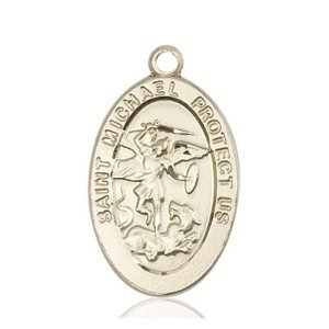 St. Michael the Archangel Medal - 85503 Saint Medal