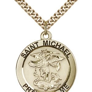 St. Michael the Archangel Medal - 81755 Saint Medal