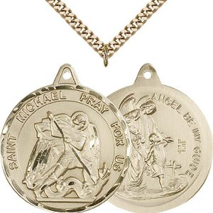 St. Michael the Archangel Medal - 81595 Saint Medal