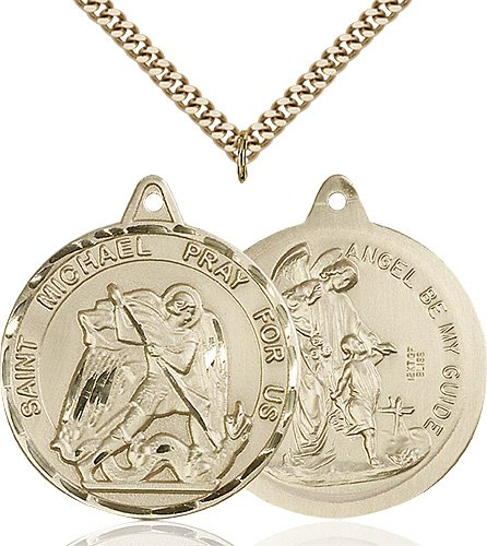 St. Michael the Archangel Medal - 81595 Saint Medal