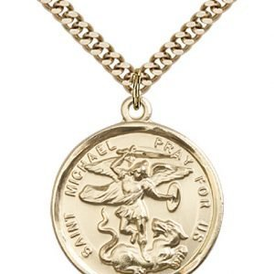 St. Michael the Archangel Medal - 81613 Saint Medal