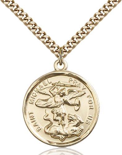 St. Michael the Archangel Medal - 81613 Saint Medal