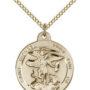 St. Michael the Archangel Medal - 81616 Saint Medal