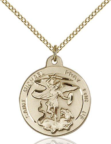 St. Michael the Archangel Medal - 81616 Saint Medal
